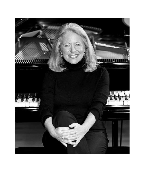 You're Invited: A Concert with Renowned Composer Antoinette Van Zabner '69