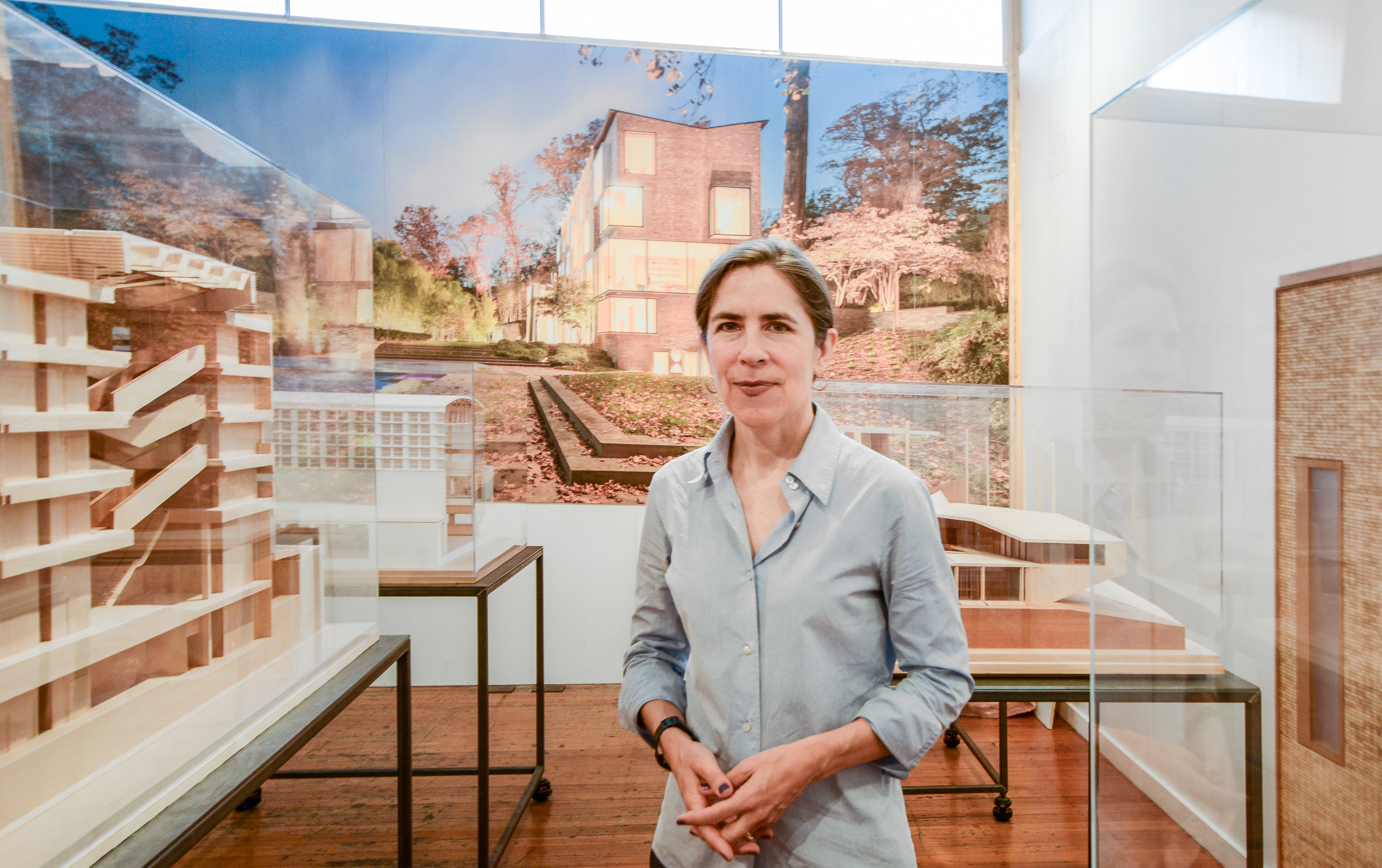 Confidence By Design: Spotlight on Katherine Faulkner '83