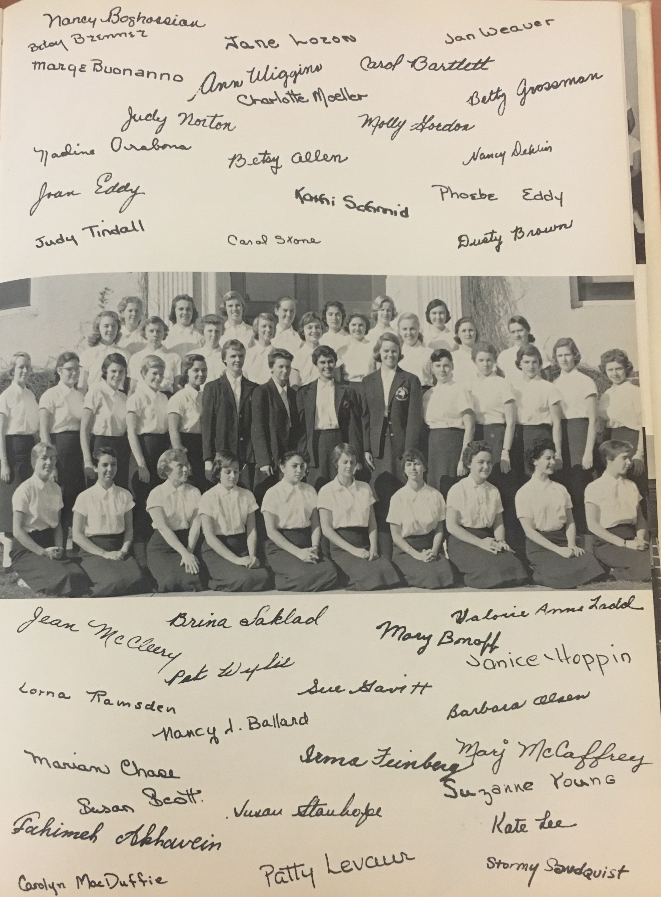 TBT: Class of 1958 Yearbook Memories from Yesteryear