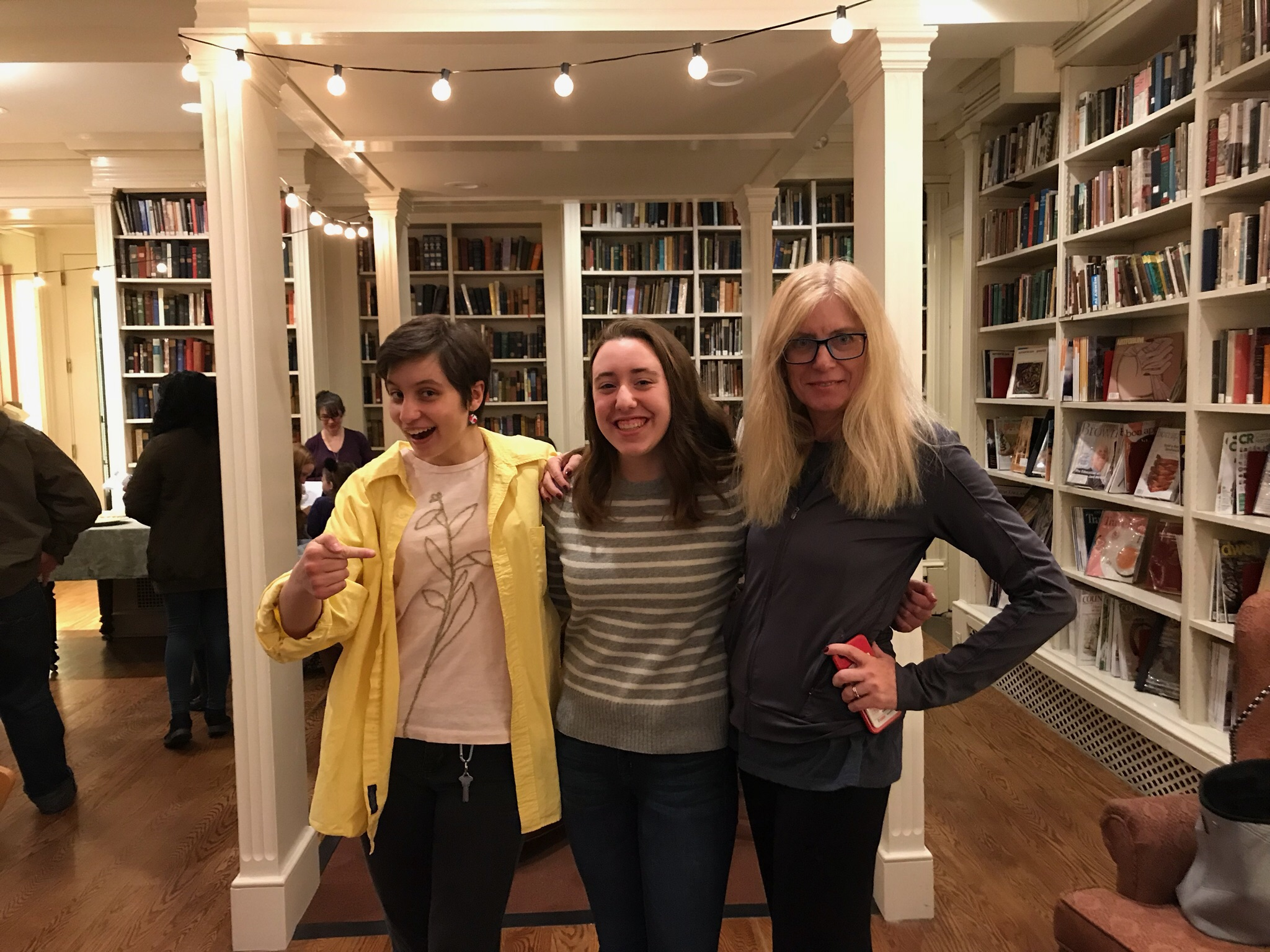 The City Stage: Shakespeare Competition at the Providence Athenaeum