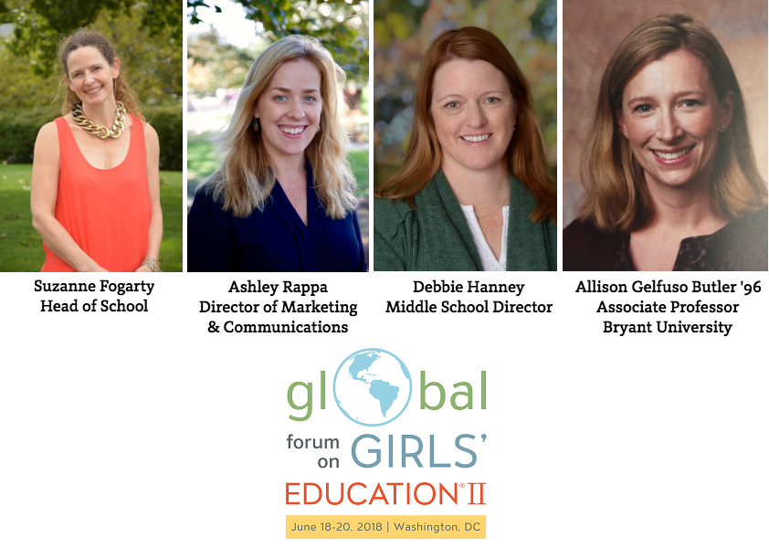 Four Women, For Girls: Lincoln Leadership Selected to Present at the Global Forum on Girls' Education