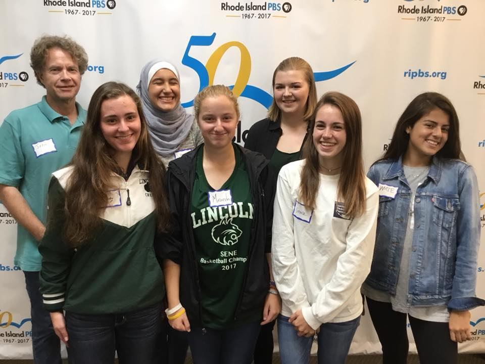 Lincoln Team Qualifies for First Ever High School Quiz Show Rhode Island