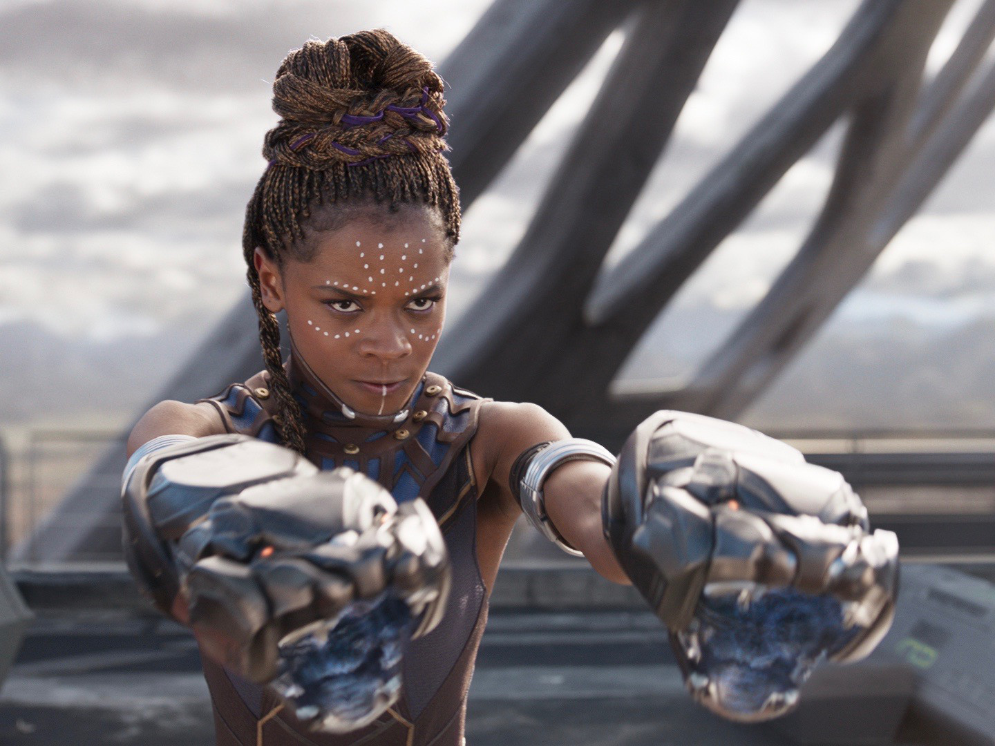 Shuri from 'Black Panther' Is a STEAM Superhero