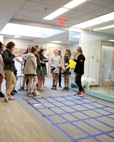 Innovation By Design—Middle School's Innovation Nation with Bryant University