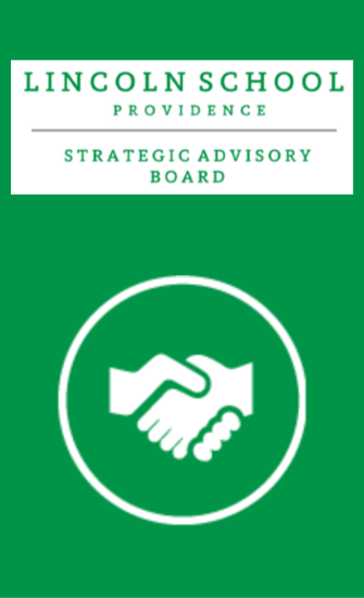 Introducing the Lincoln School Strategic Advisory Board