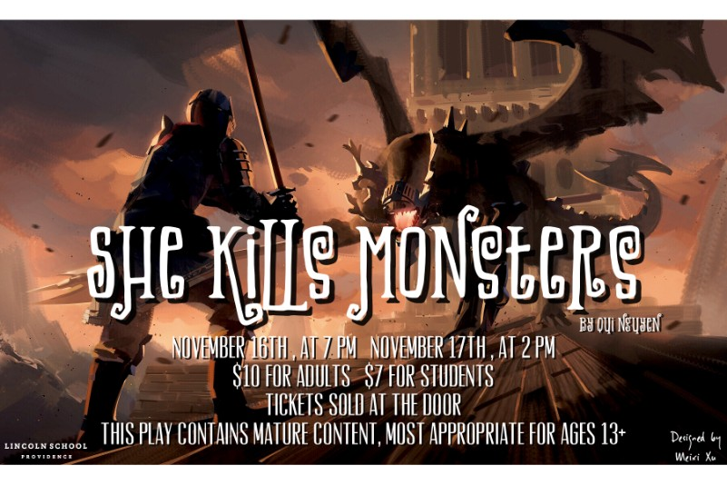 Slay, Girls: She Kills Monsters Selected as Fall Play