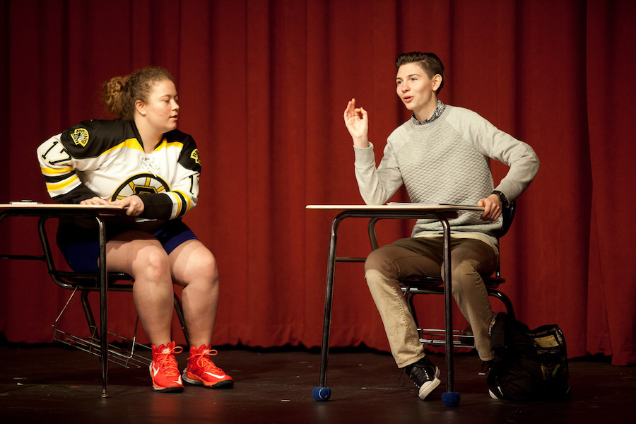 Ten Out of Ten: Student Produced 10-Minute Play Festival