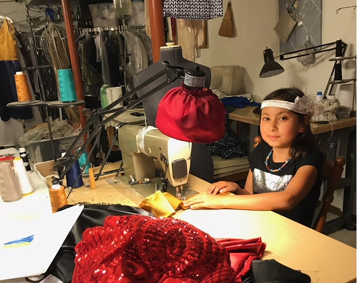 In Fashion: 9-Year-Old Victory Barnard '27 to Compete in STYLEWEEK Northeast!