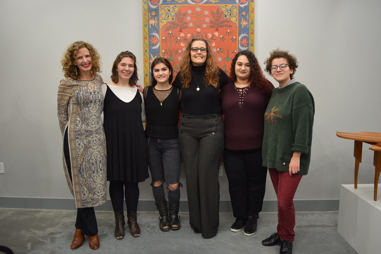 On Display: Young Alumnae Art Show Opens at Lincoln