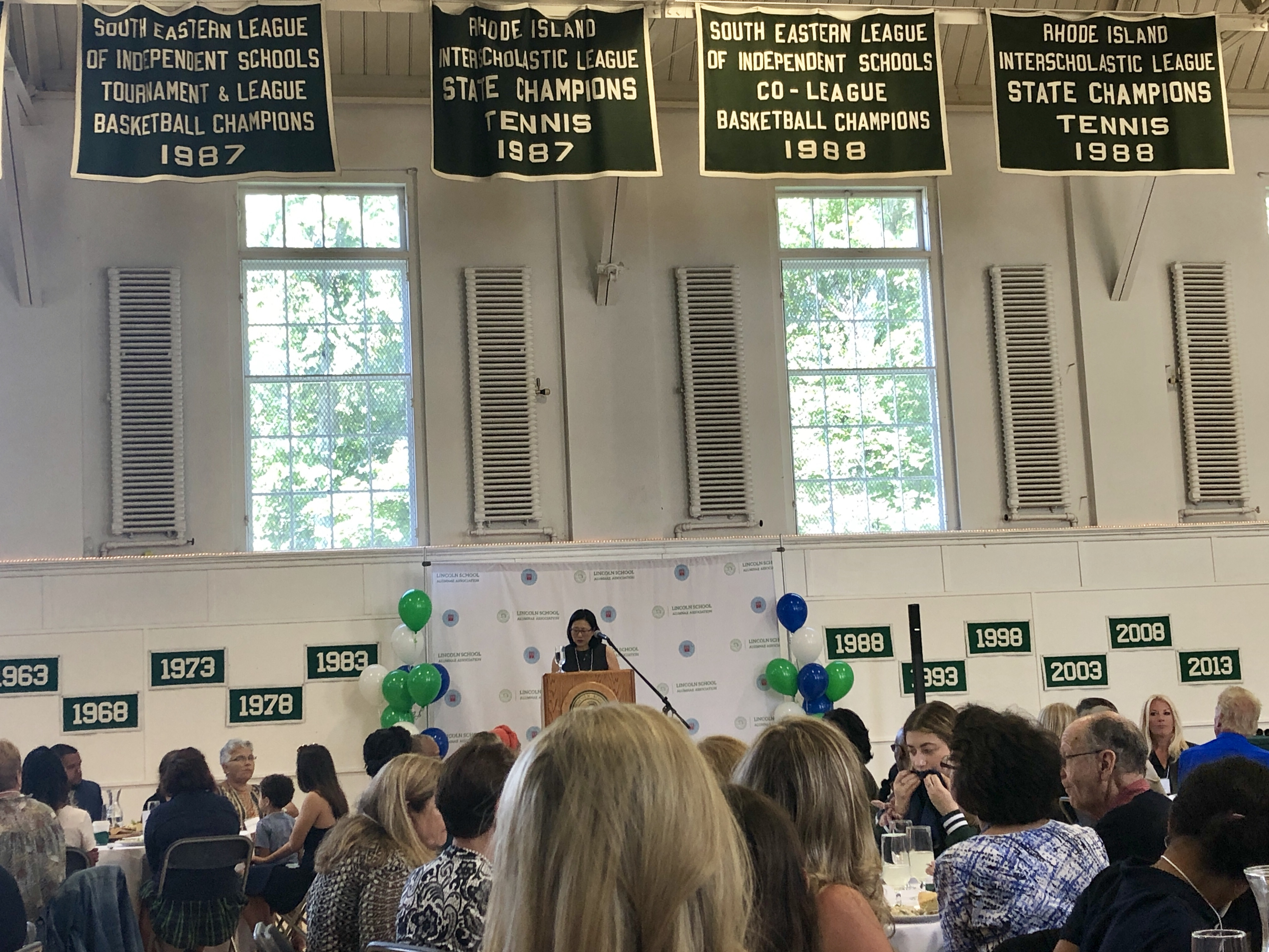 Lincoln for Life: Honoring the 2018 Alumnae Award Recipients