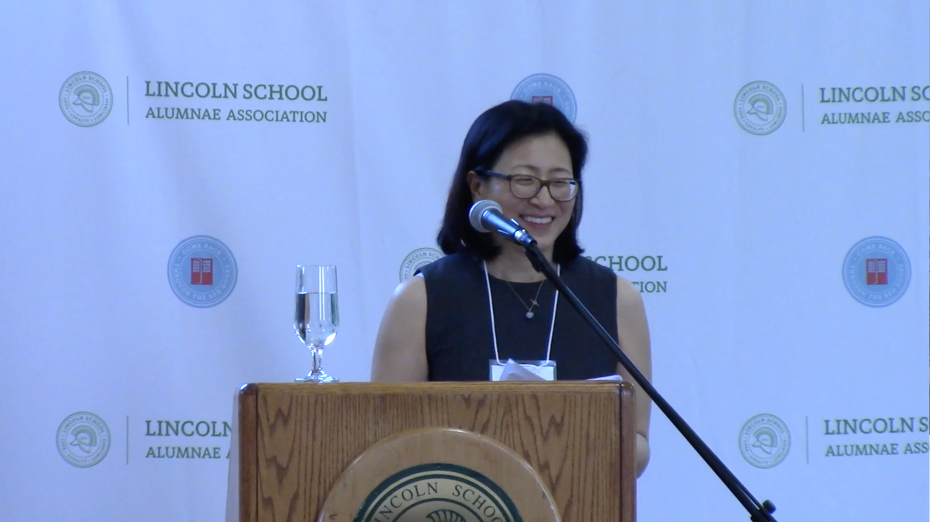 The Lincoln Mystique: Remarks from Alumnae Board President Mih-Ho Cha Neenan '81